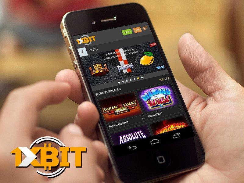 1xbit Mobile app