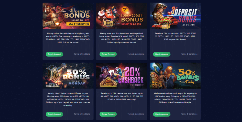 mBit Casino review