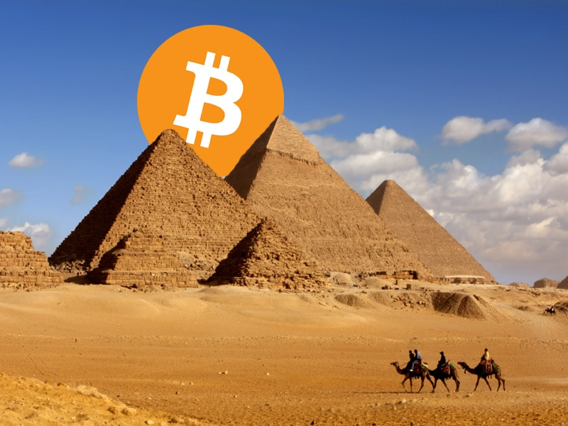 "Egypt Religious Leader Bans Bitcoin Because It Is ""Gambling"""