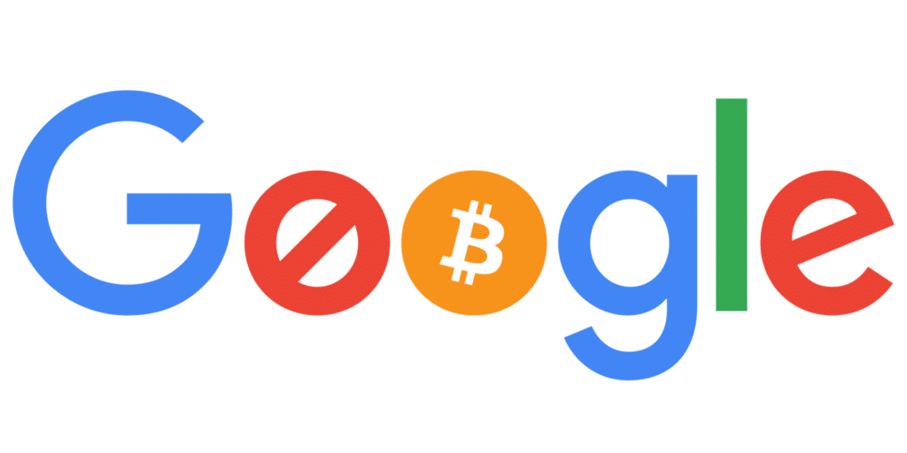 Google Makes Cryptocurrency Ads Illegal on Their Platforms