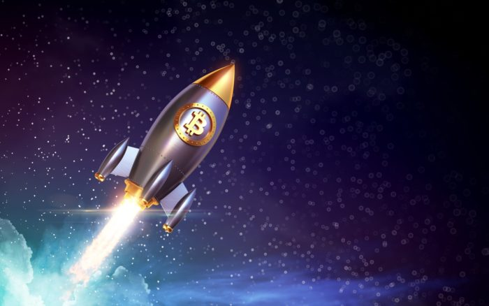 Bitcoin Skyrockets above $8,000 Mark in Less Than 60 Minutes