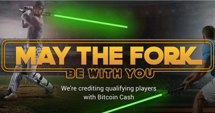 Cloudbet Adds a New Payment Option, Bitcoin Cash