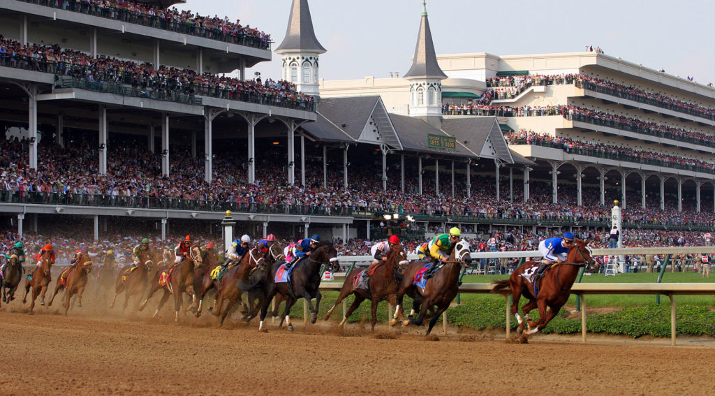 Bitcoin Betting Was Available at This Year's Kentucky Derby