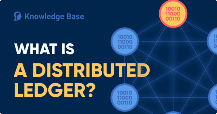 What is a Distributed Ledger