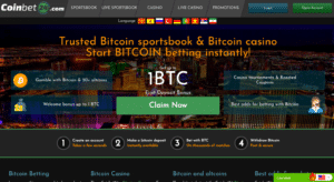 coinbet24 dashboard bitcoinplay
