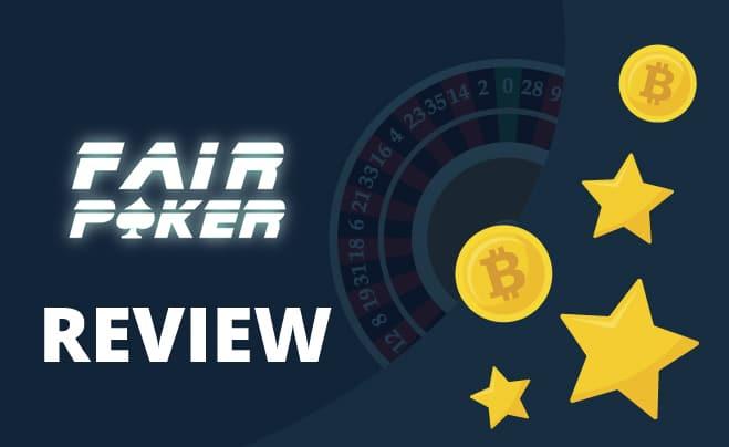 fair poker review bitcoinplay