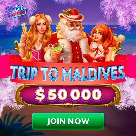7bit casino maldives tournament cover image