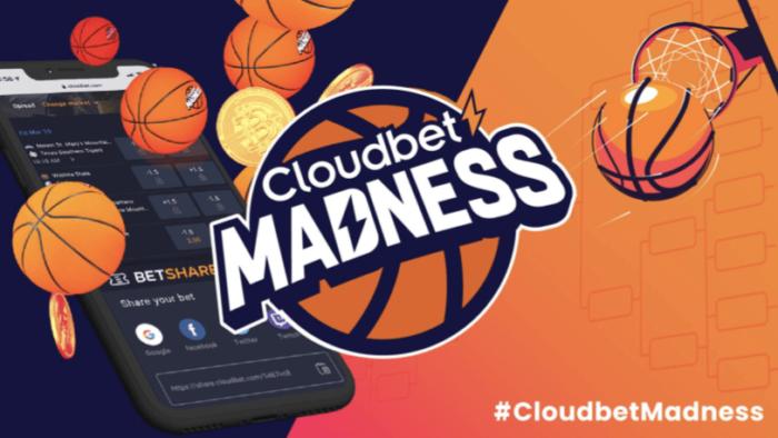 cloudbet madness news bitcoinplay