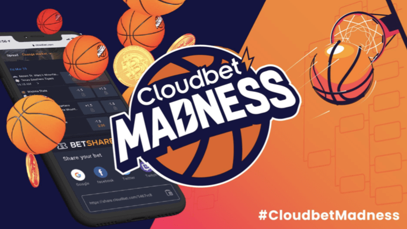 cloudbet madness news bitcoinplay