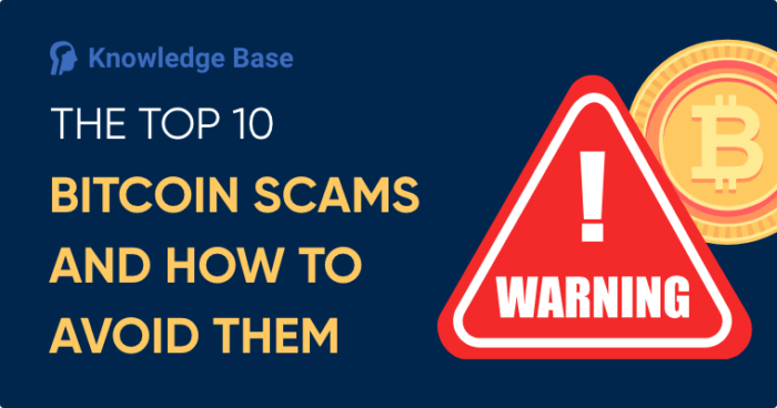 bitcoin scams guide cover image