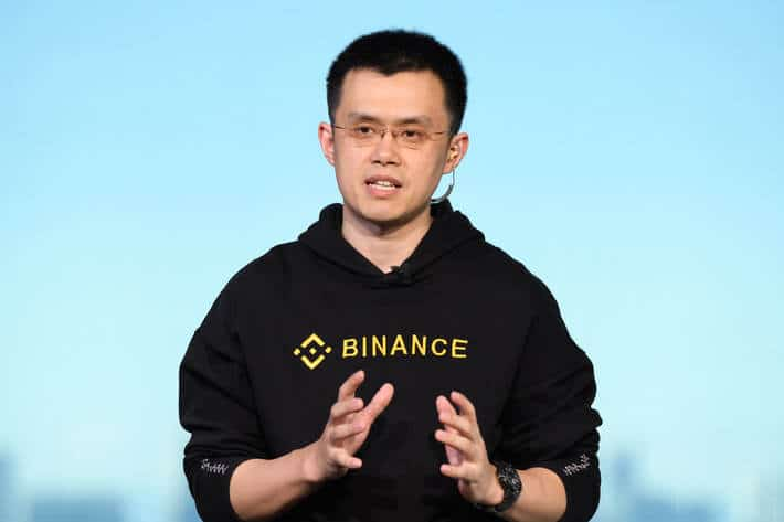 binance launch nft marketplace news featured image